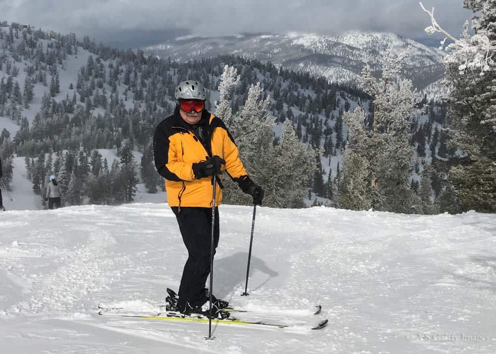 Skiing in Lake Tahoe