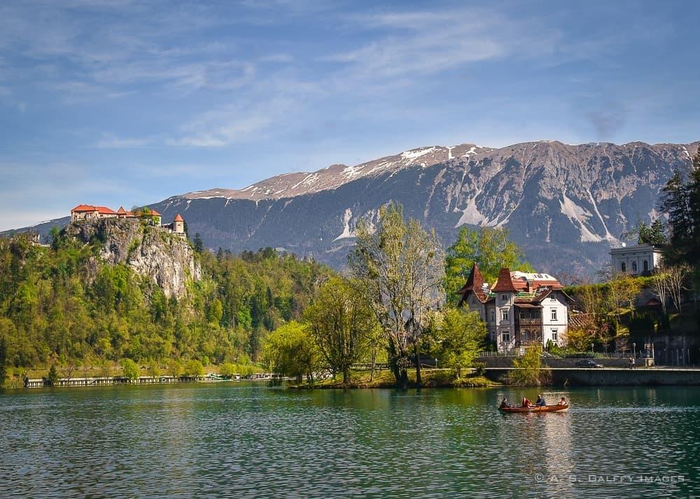 Lake Bled from Ljubljana day trip