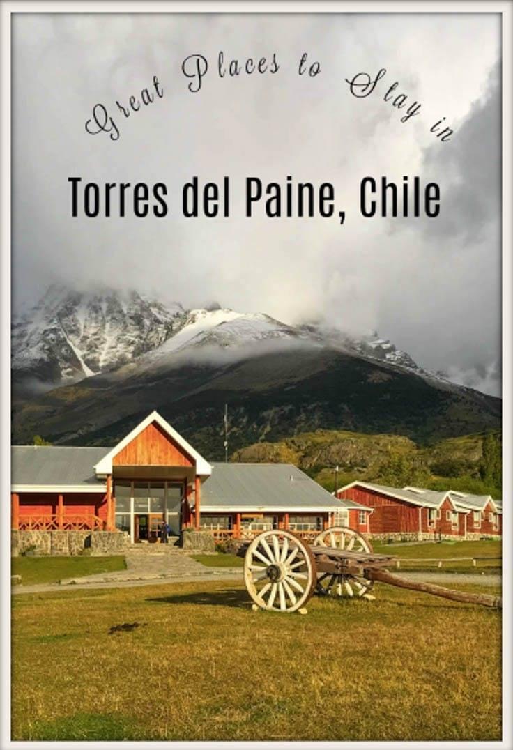 Lodging in Torres del Paine - Las Torres Hotel Patagonia