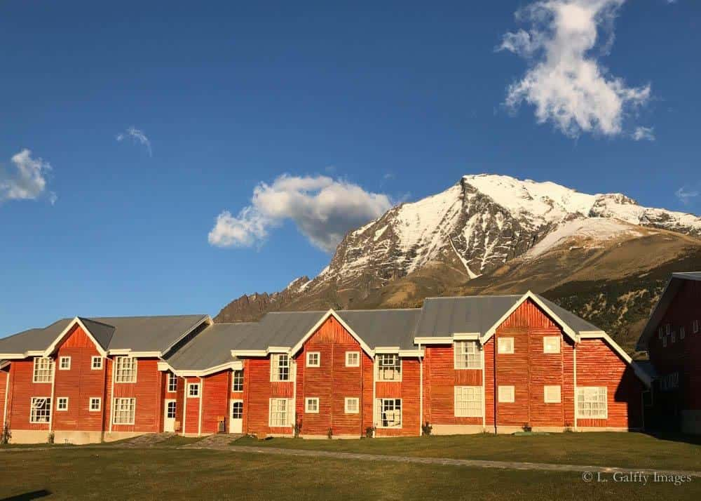 Lodging in Torres del Paine - Las Torres Hotel