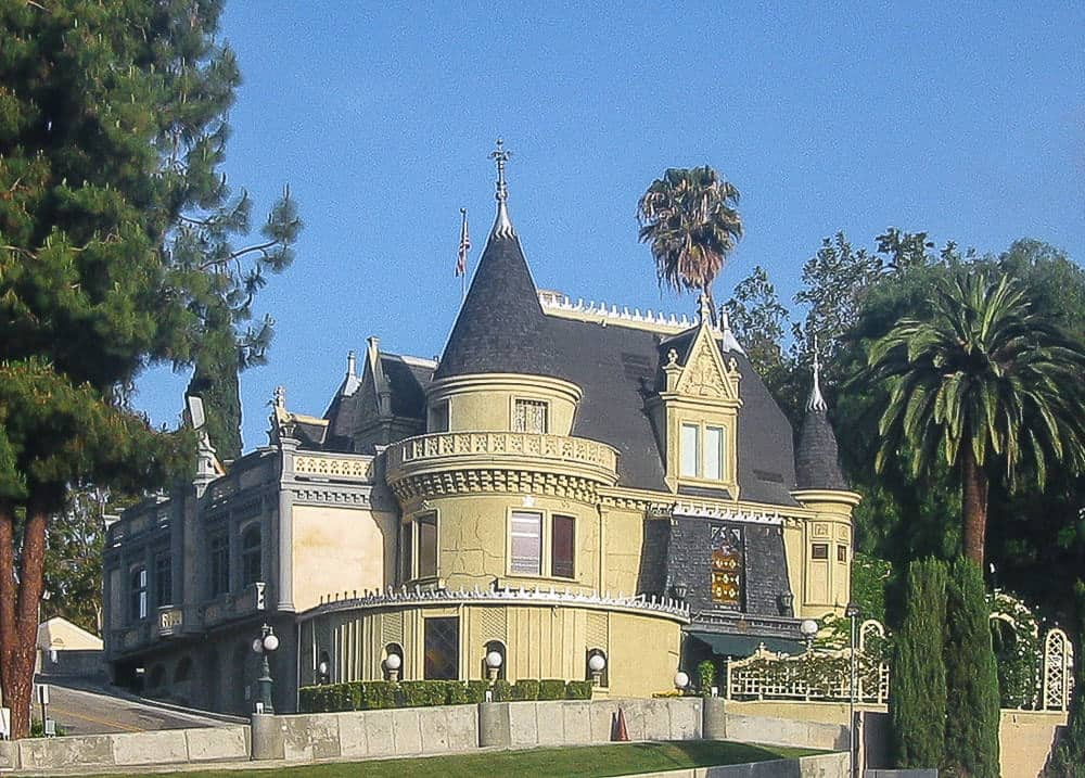 The Magic Castle in Los Angeles