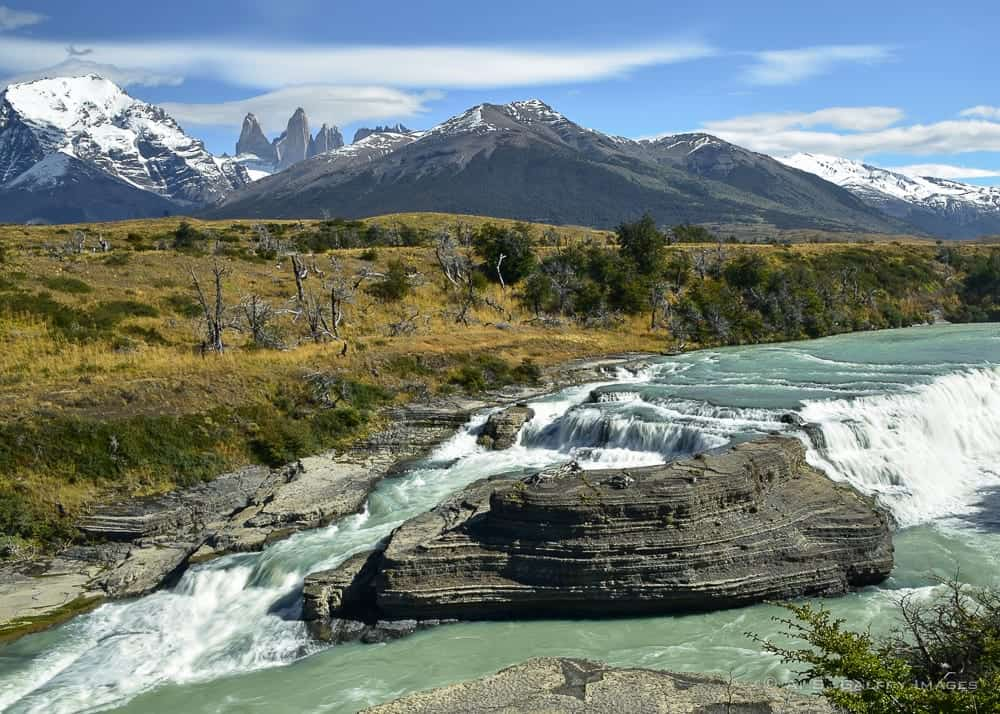 Day hike in Torres del Paine