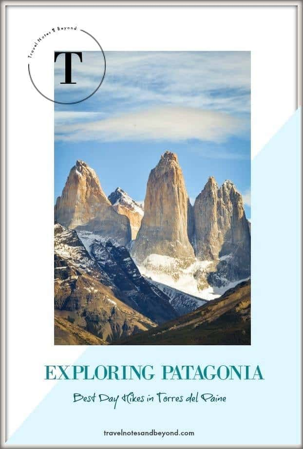 Best day hikes in Torres del Paine