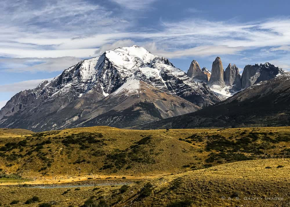 how to get to Torres del Paine