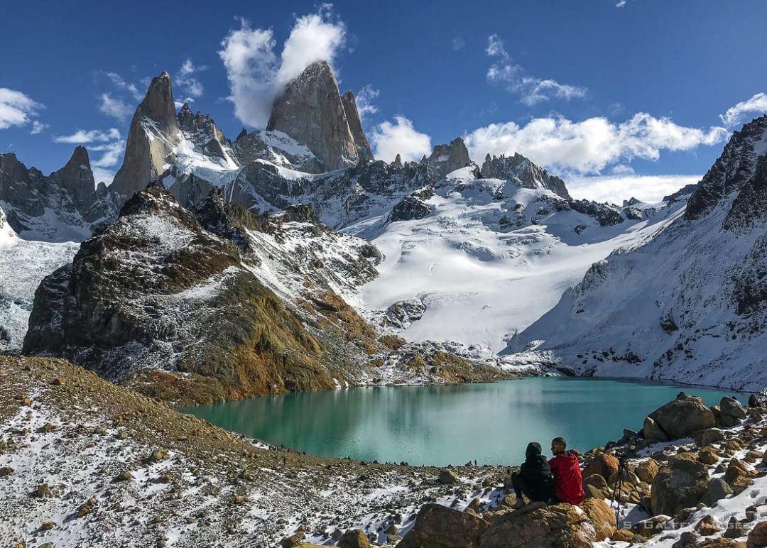 Fitz Roy Trek – Hiking to Laguna de Los Tres, Patagonia