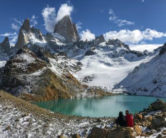 Fitz Roy Trek – Hiking to Laguna de Los Tres, Patagonia