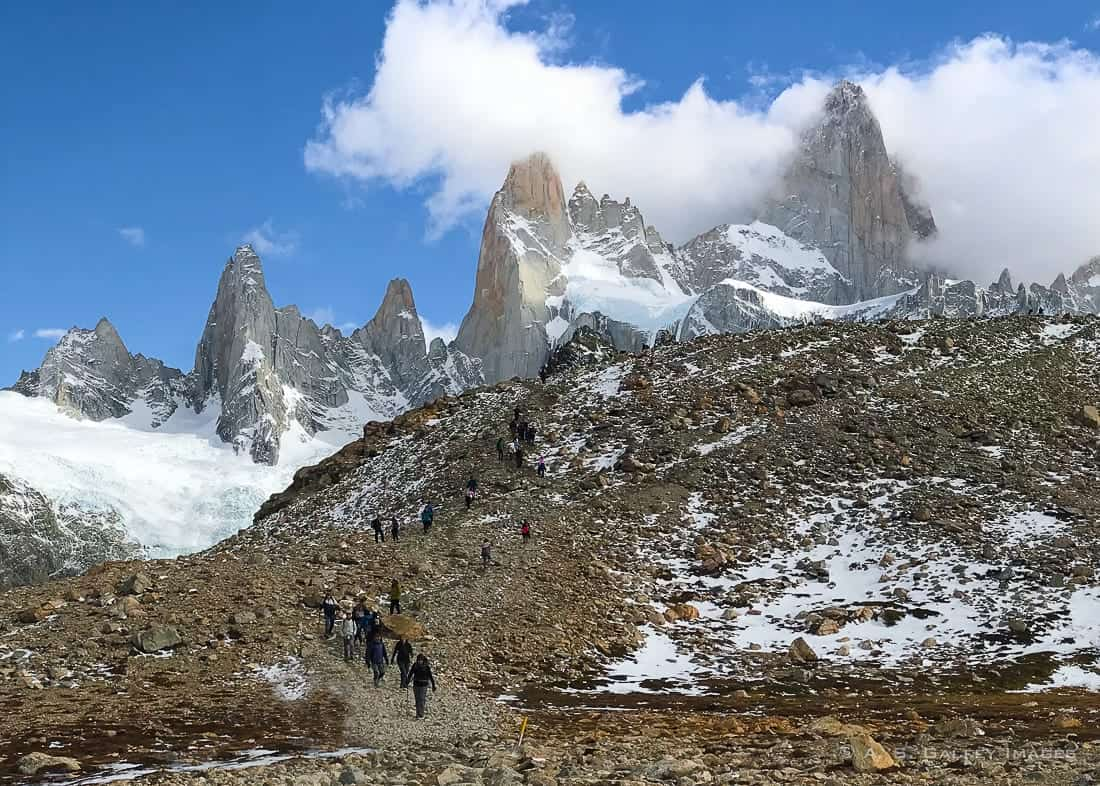 The Fitz Roy trek is one of the best things to do in El Chalten
