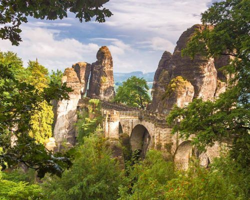 Guide For Visiting Bastei Rocks As a Day Trip From Dresden