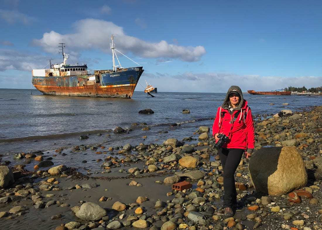 Shipwrecks in Punta Arenas