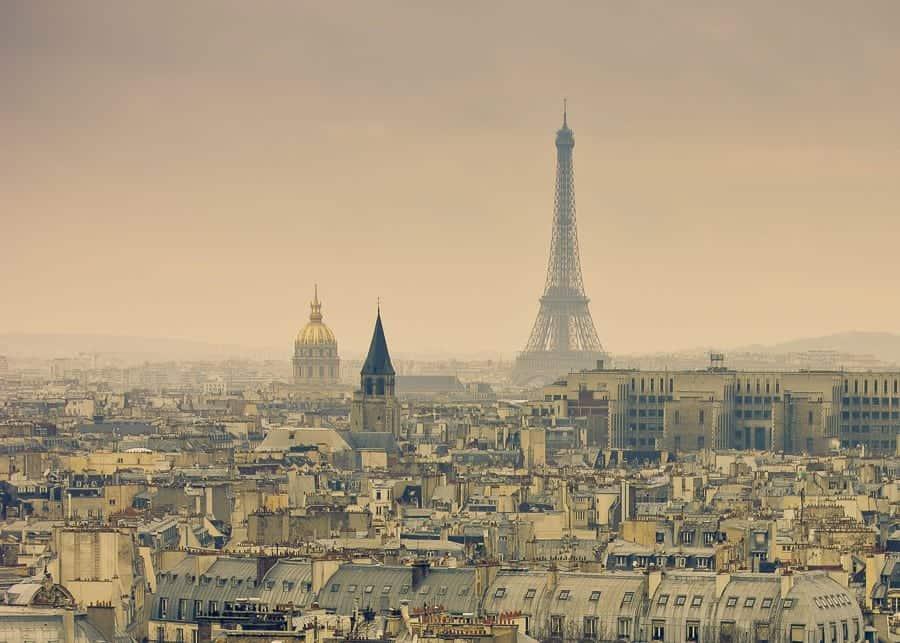 Paris - 2 week European Itinerary