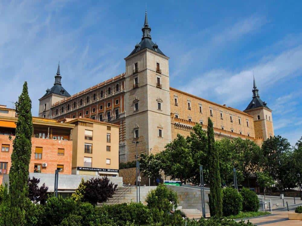 El Alcázar - Day trip to Toledo from Madrid