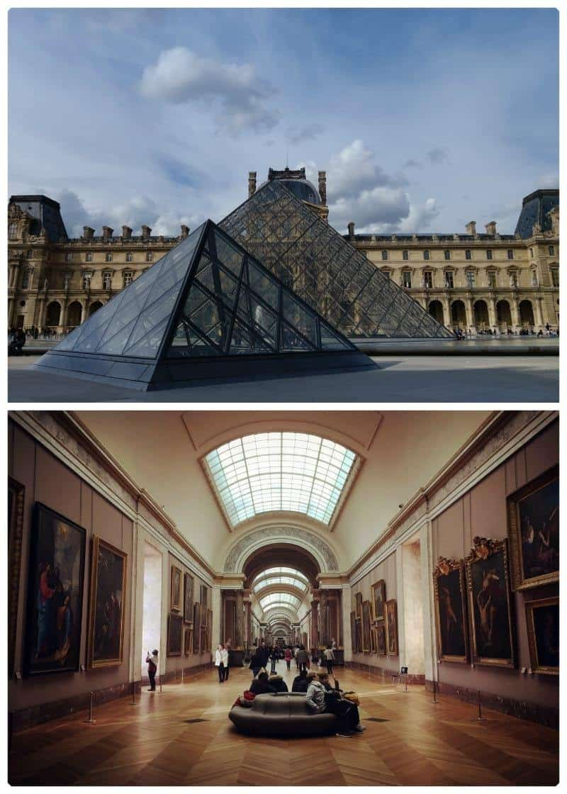 Louvre Museum - 3 day Paris itinerary