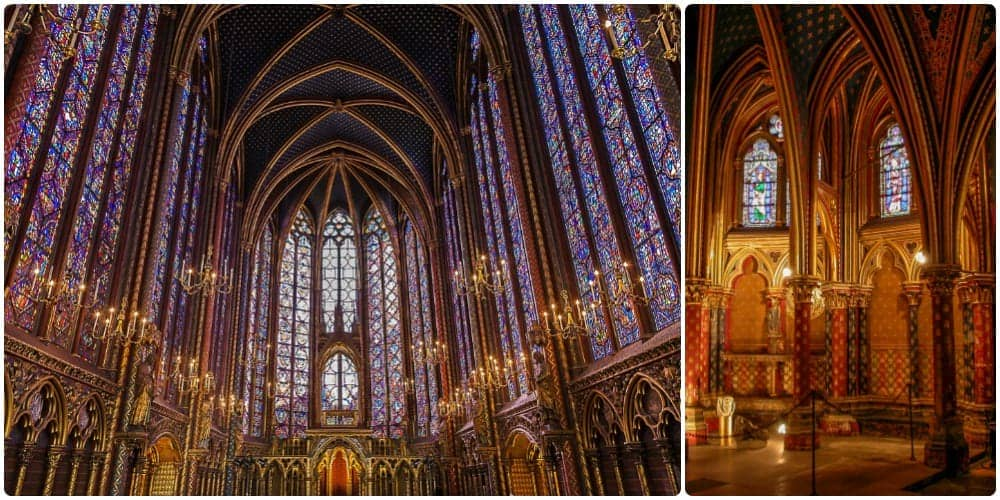 La Sainte Chapelle 3 day Paris itinerary