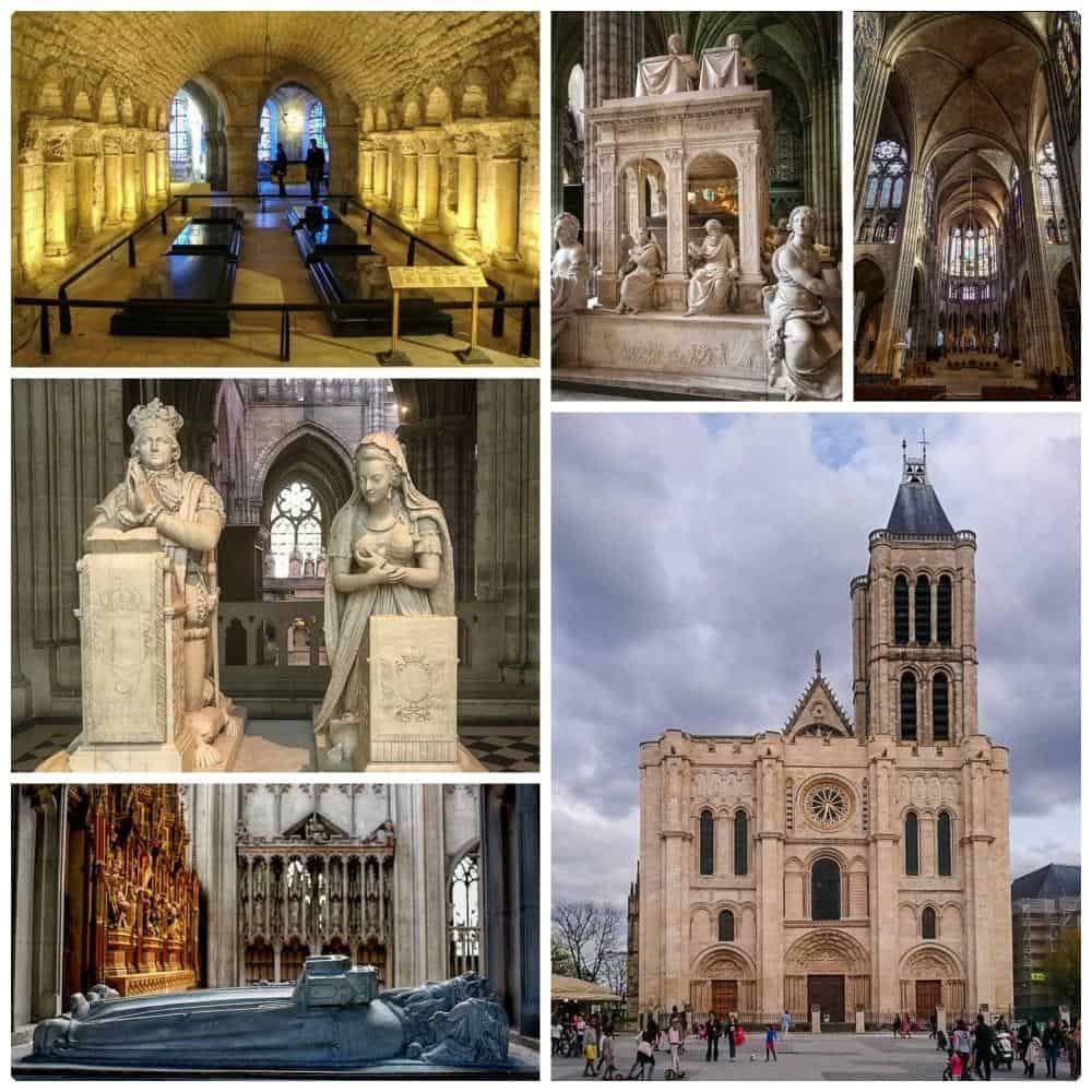 St. Denis Basilica 3 days Paris itinerary