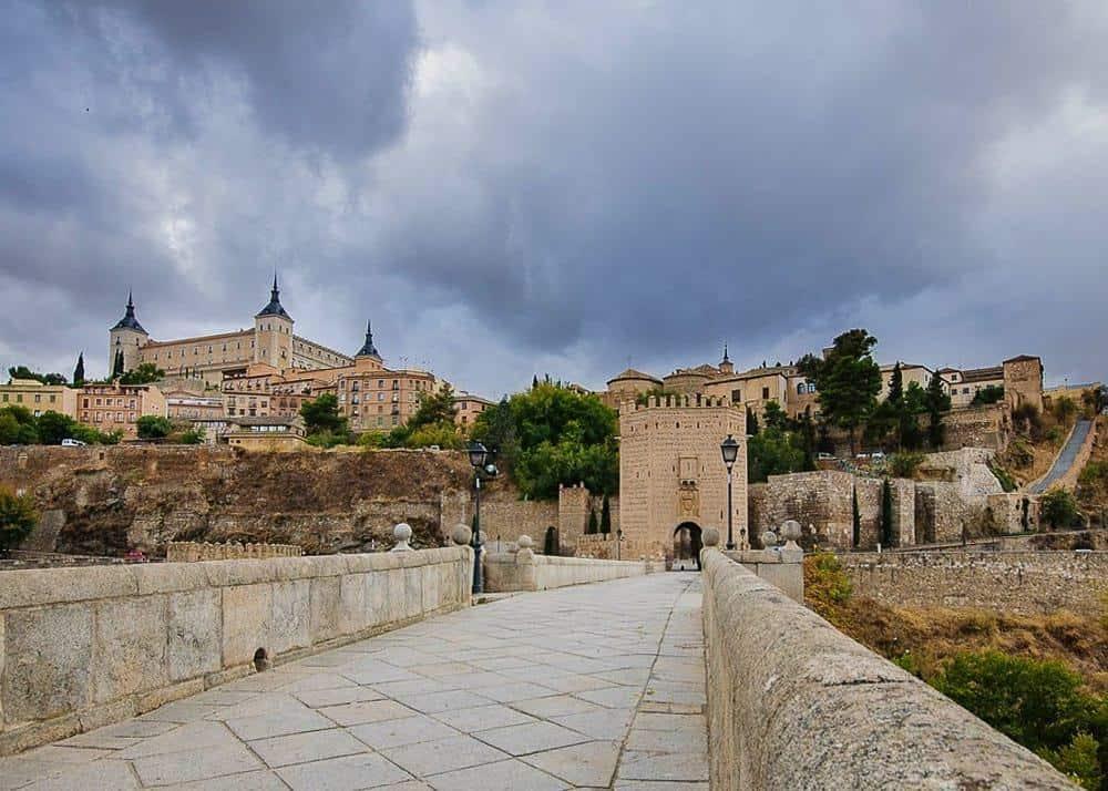 Toledo day trip to Madrid