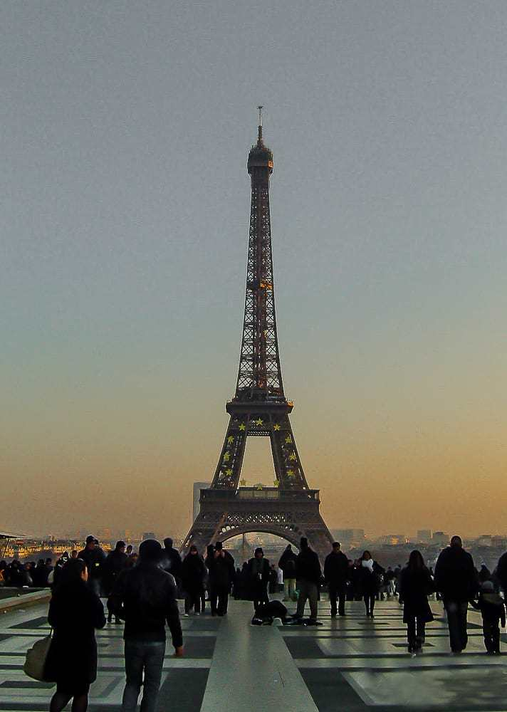 Eiffel Tower - 3 day Paris itinerary