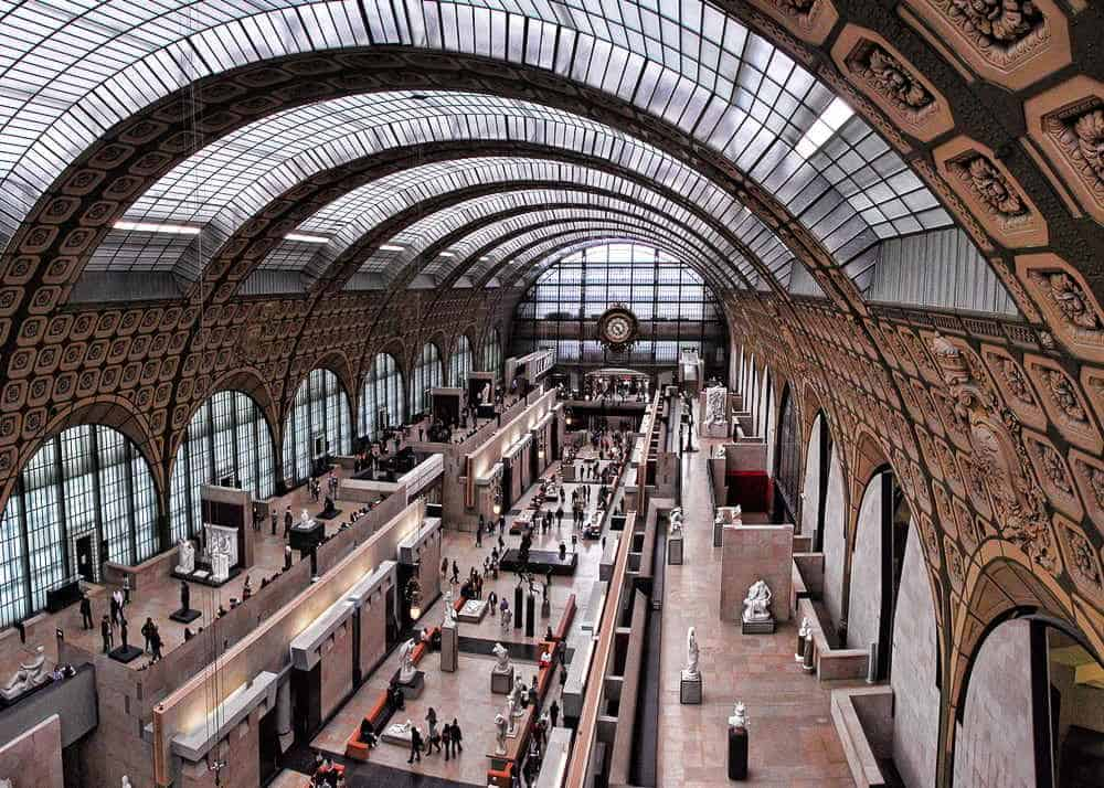 Musée d'Orsay – 3 days in Paris