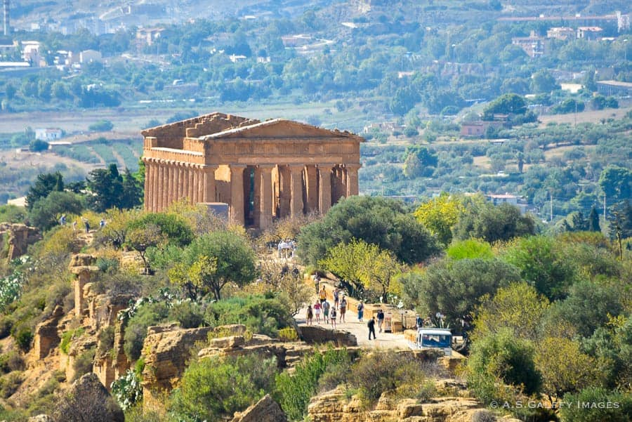 Valley of the Temples,Sicily