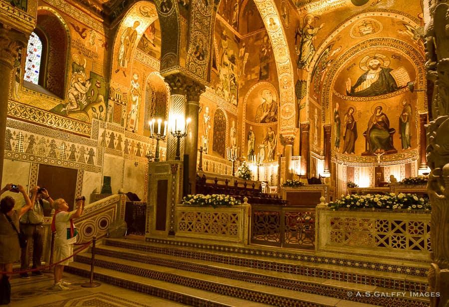 Norman Palace Palatine Chapel