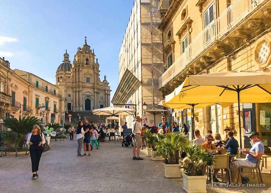 Ragusa - Sicilian towns