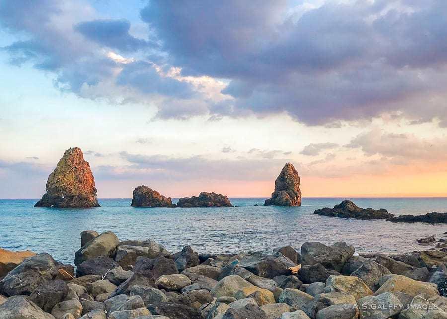 Riviera dei Ciclopi, Sicily