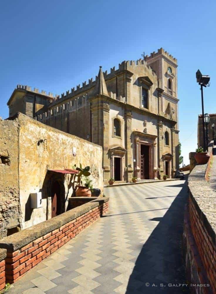 Savoca - towns in Sicily