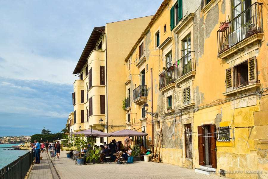 Siracusa - top towns in Sicily