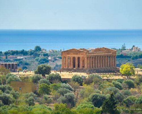 A Walk Through History at the Valley of the Temples in Sicily