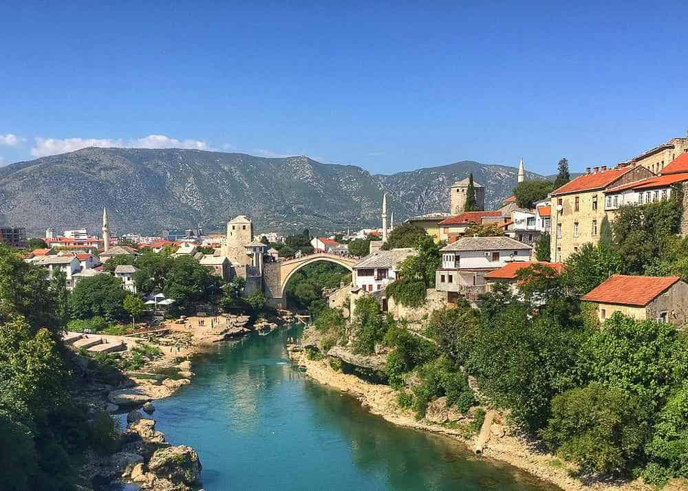 Day trip from Split: Mostar bridge