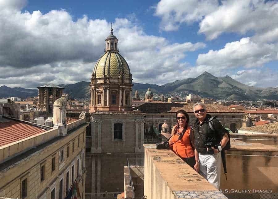 Visiting Palermo