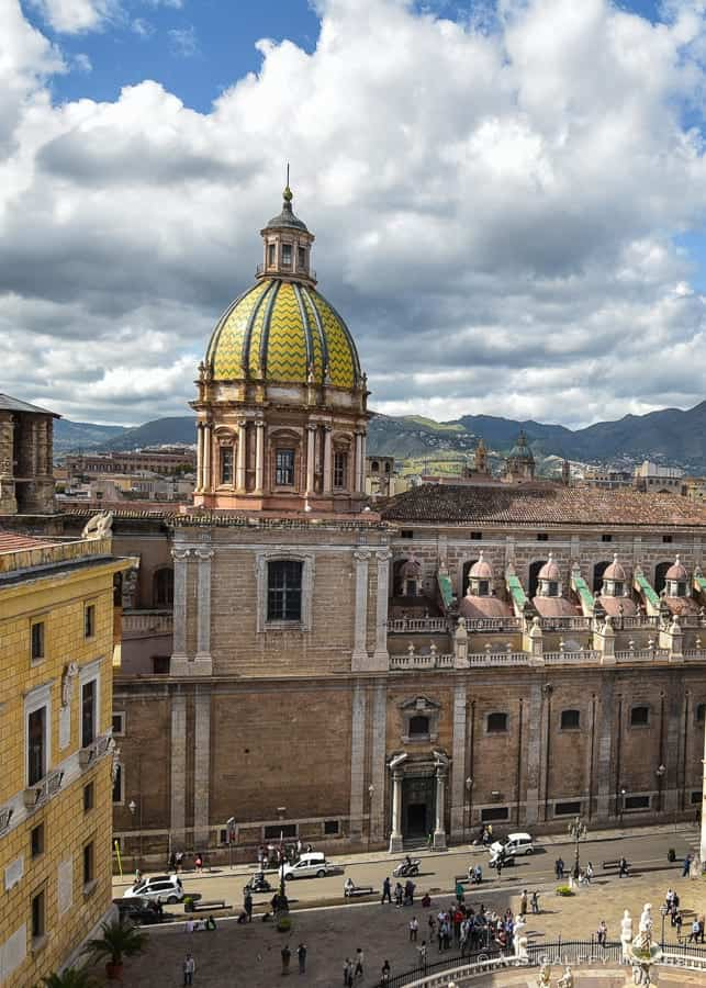 Chiesa San Giuseppe dei Teatini in Palermo