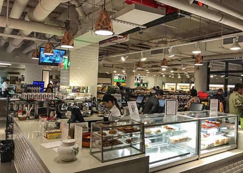 Chelsea Market - 4 days in New York