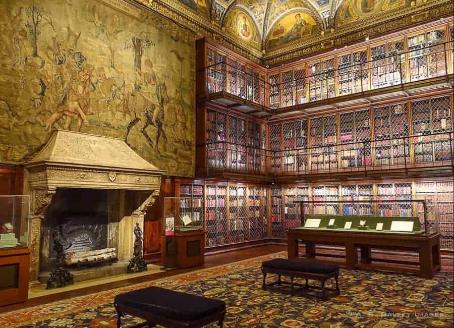 Morgan Library - 4 days in New York Itinerary