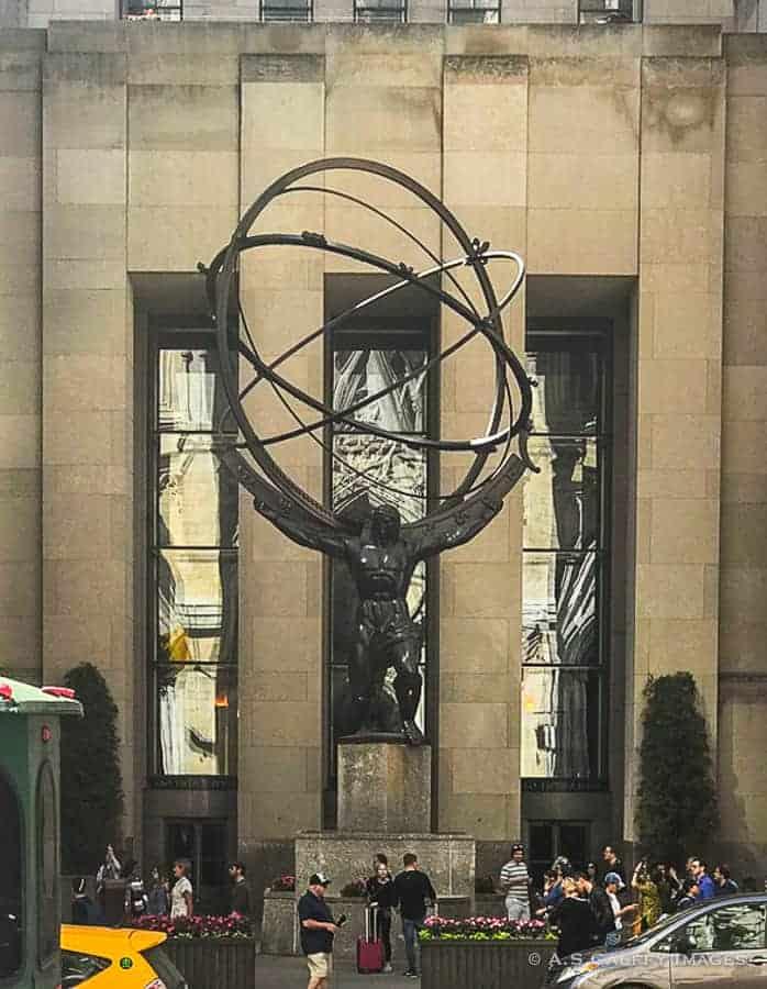 Rockefeller Center - 4 days I New York