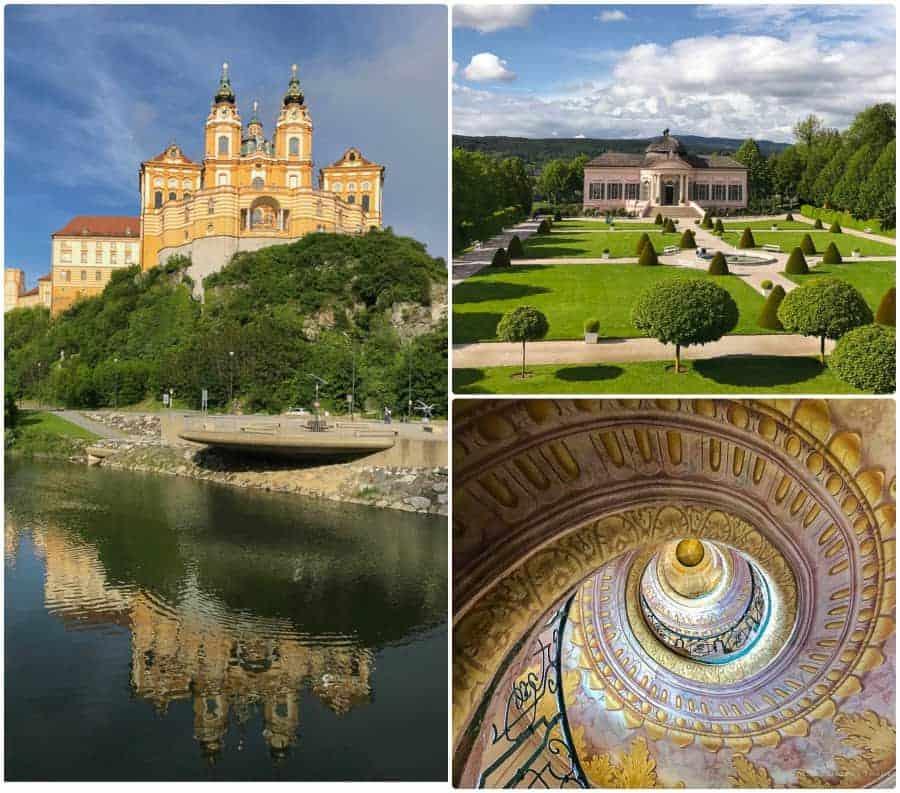 Salzburg to Melk day trip