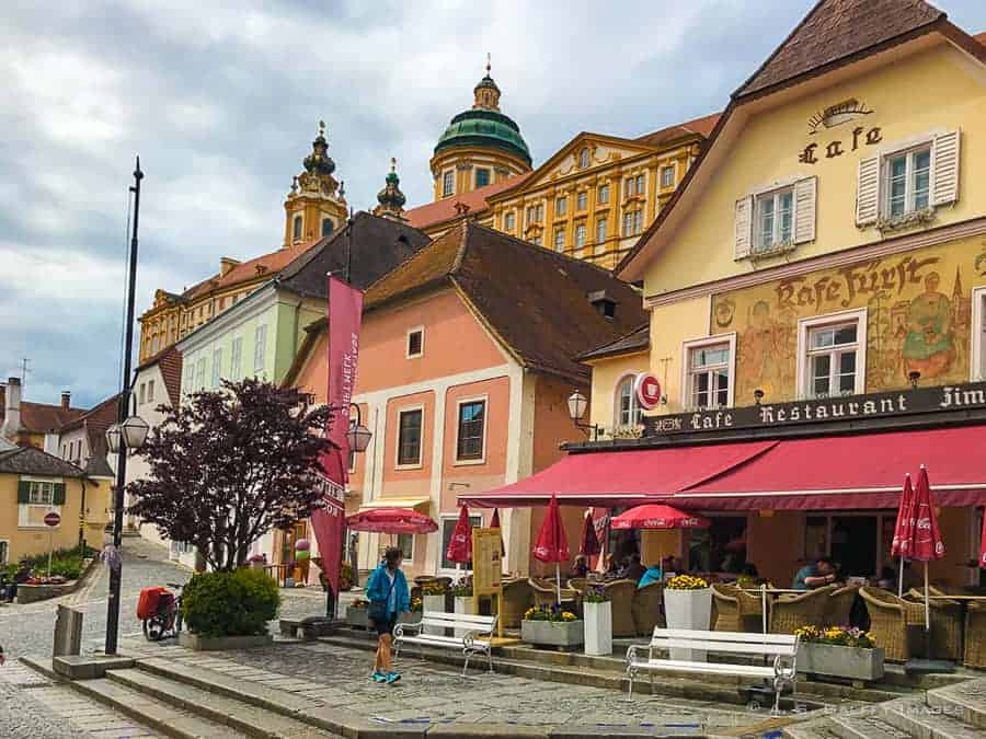 Day trip to Melk