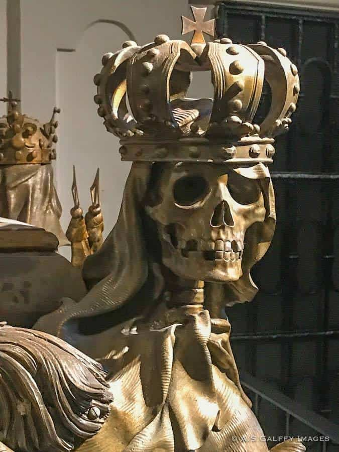 The Imperial Crypt in Vienna