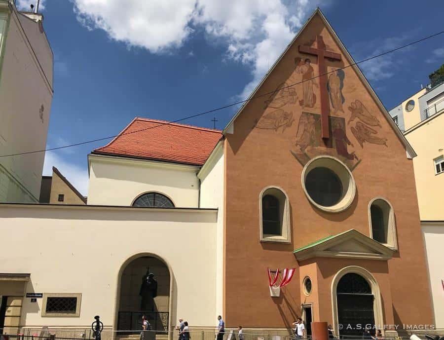 Capuchin Church and Monastery in Vienna