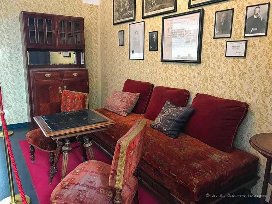 Freud Museum in Vienna