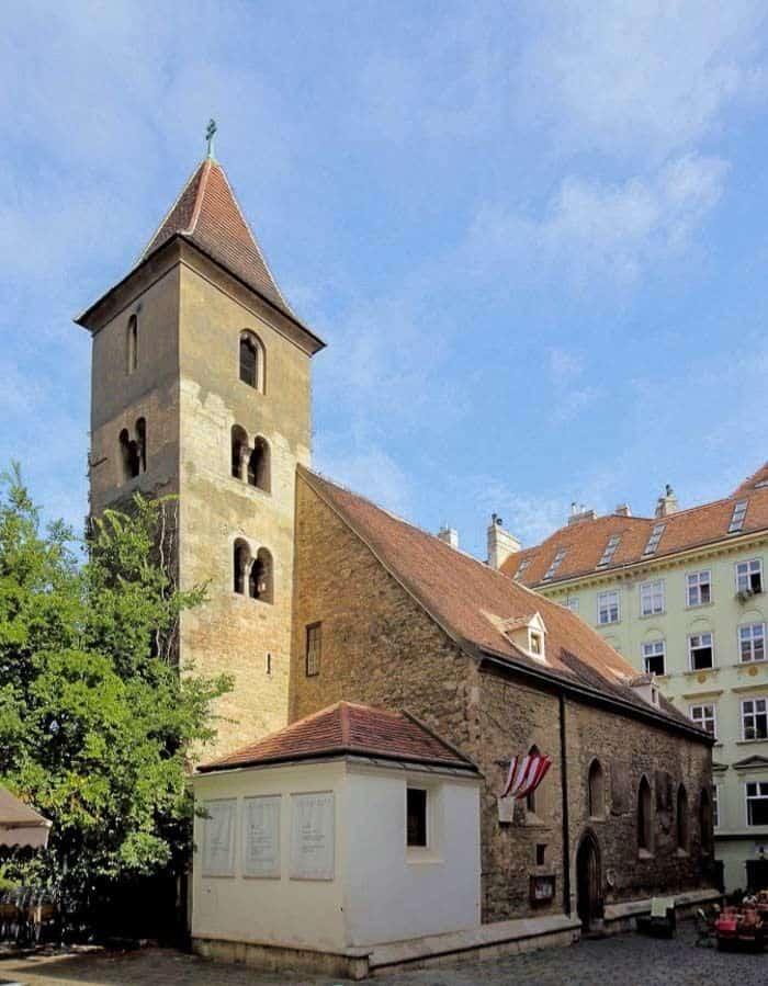 St. Rupert's Church in Vienna