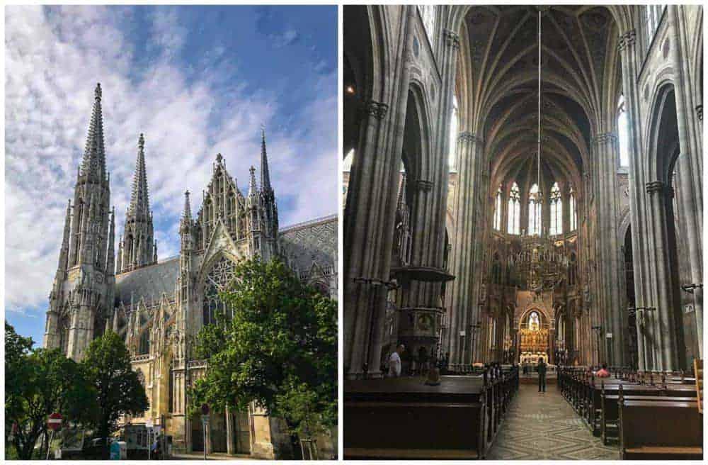 3 days in Vienna Votive Church