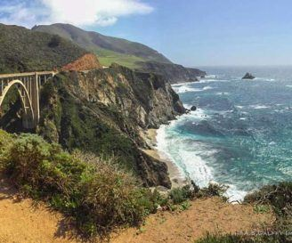 Driving the Pacific Coast Highway from LA to San Francisco