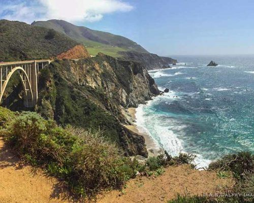 Driving the Pacific Coast Highway from Los Angeles to San Francisco – Where to Stop Along the Way