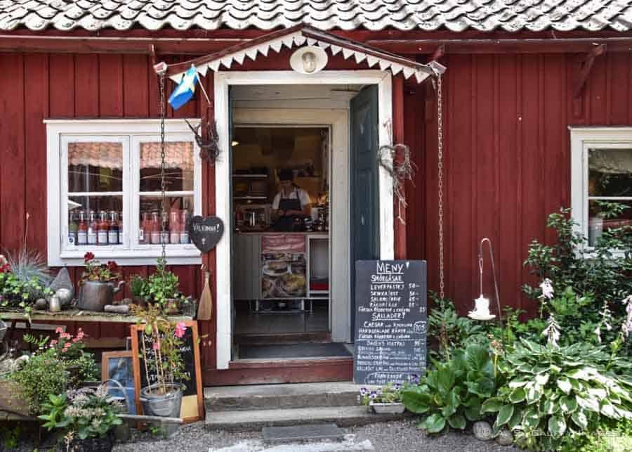Café in Stragnas