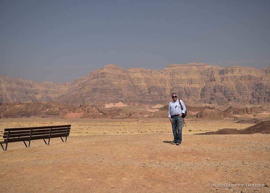 Negev desert - tips for traveling to Israel