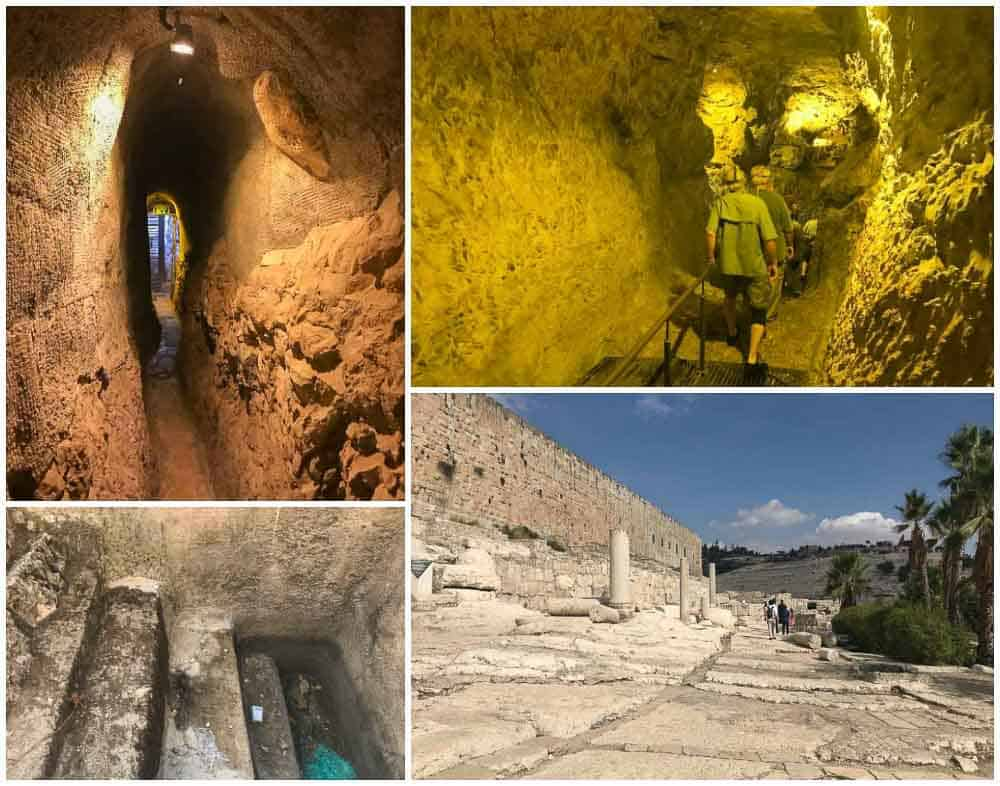 Places to visit in Israel: Hezekiah's Tunnel