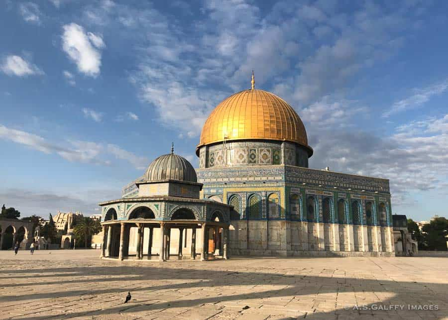 Places to visit in Israel: Dome of the Rock