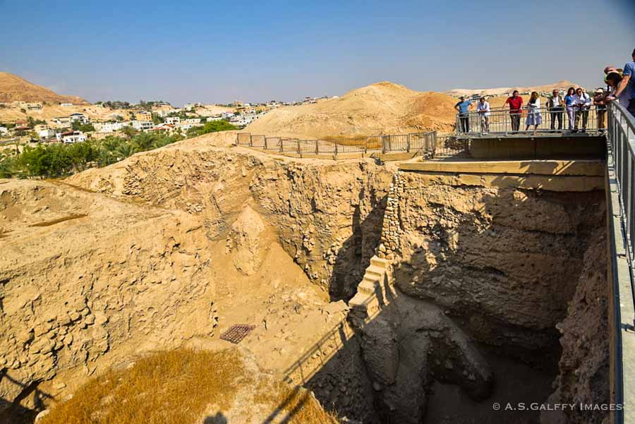 day trip to Jericho from Tel Aviv