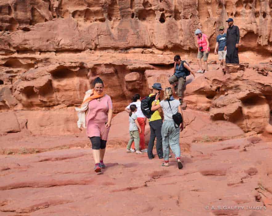 tips for traveling to Jordan