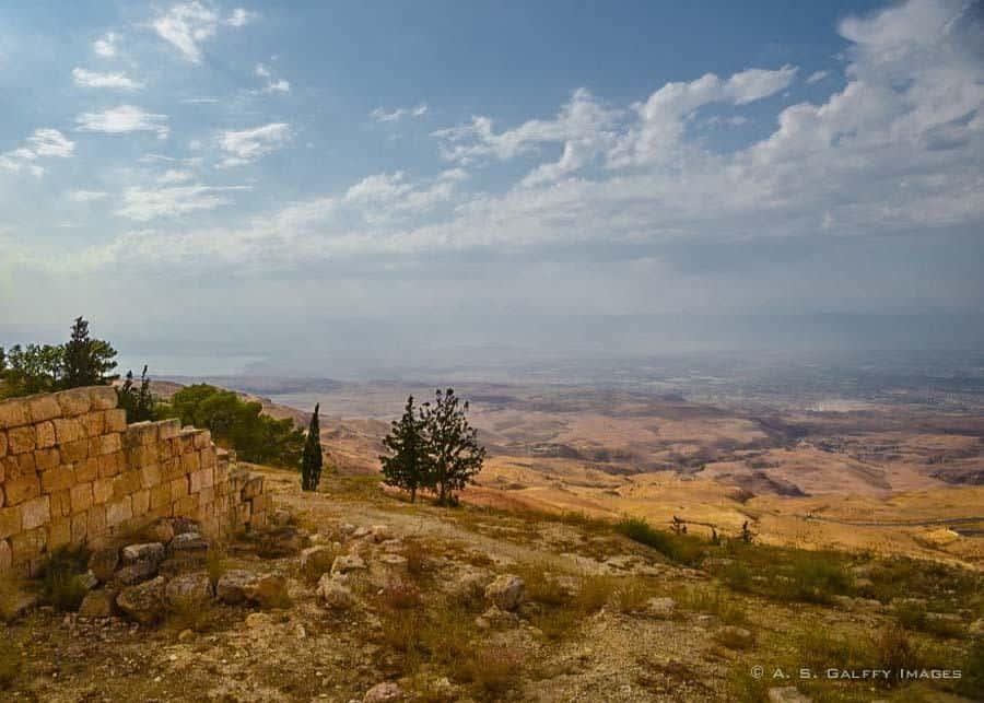 Mt. Nebo - Jordan Itinerary